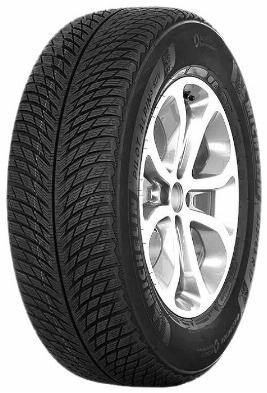 Фото Автошина зимняя, Michelin Pilot Alpin 5 Suv, 265/45R20 108V XL QALRUM229115