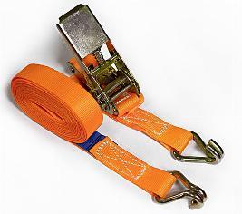 Фото Ремни стяжные с храповым механизмом и крюками CHR8970