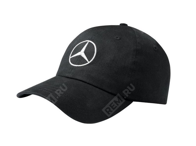 Фото Бейсболка Mercedes-Benz, черная B6695837064XX1PC