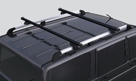 Фото Багажные поперечины на крышу, для авто с рейлингами 316300472305500