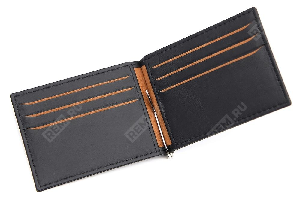 e8ccc79dde77 Мужской кожаный кошелек Audi Sport Men's Mini Wallet Leather, Black ...