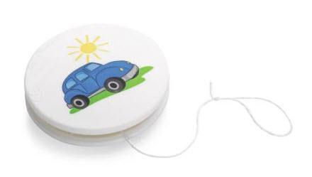 Фото Детская пластмассовая игрушка йо-йо Volkswagen Yo-Yo Toy 000050531