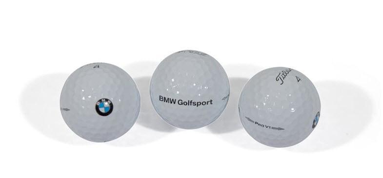 Фото Мячи для гольфа BMW 80232284799
