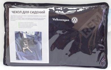 Фото Накидка для животных на заднее сиденье Volkswagen MFA5740L00