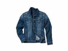 Фото Джинсовая куртка мужская, размер L B67871171
