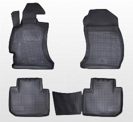 Комплект резиновых ковров салона Стандарт J505ESG040R