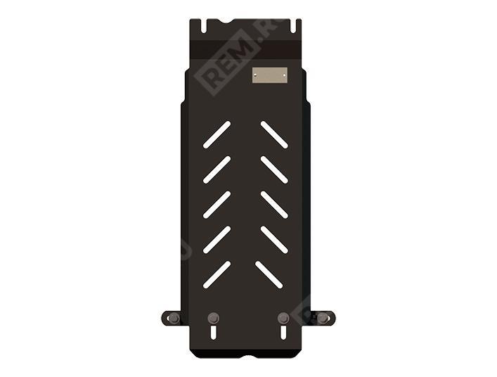 Защита трансмиссии стальная (3,8) R40103T200