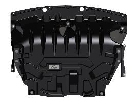 Защита картера стальная, PS R4010B2110