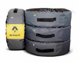 Фото Комплект чехлов для колес Renault 7711813880