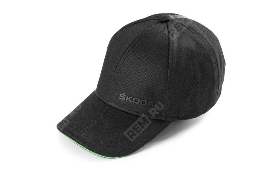 Фото Бейсболка Skoda Baseball Cap Logo 000084300AM