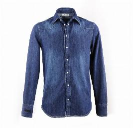 Рубашка мужская JEEP, размер L 6001099225