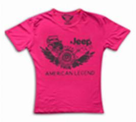 Фото Футболка женская Jeep, размер S RUSKJ99TSHIR08