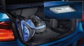 Фото Комплект светодиодных ламп для багажного отделения BMW 63312348803