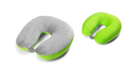 Фото Туристическая подушка для шеи Skoda 000087703JK