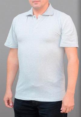 Фото Поло с коротким рукавом Skoda, размер 48 SKD084240A530