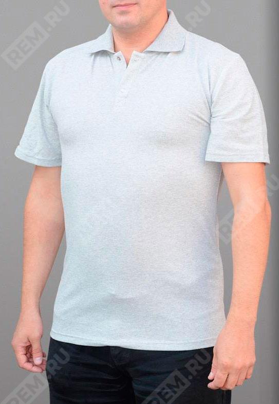 Фото Поло с коротким рукавом Skoda, размер 54 SKD084240D530