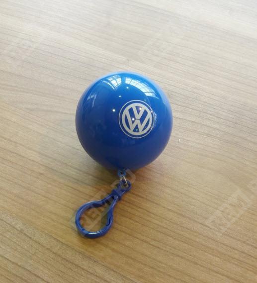 Фото Дождевик в футляре Volkswagen MFAU087SLVO