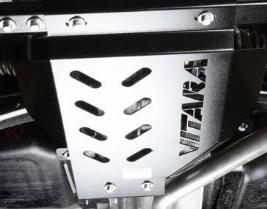 Защита заднего редуктора стальная 990NZ23523000