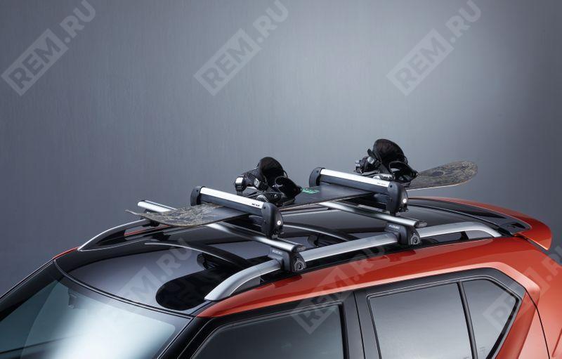 Крепление для 4-х пар лыж или 2-х сноубордов McKinley 99000990YT106