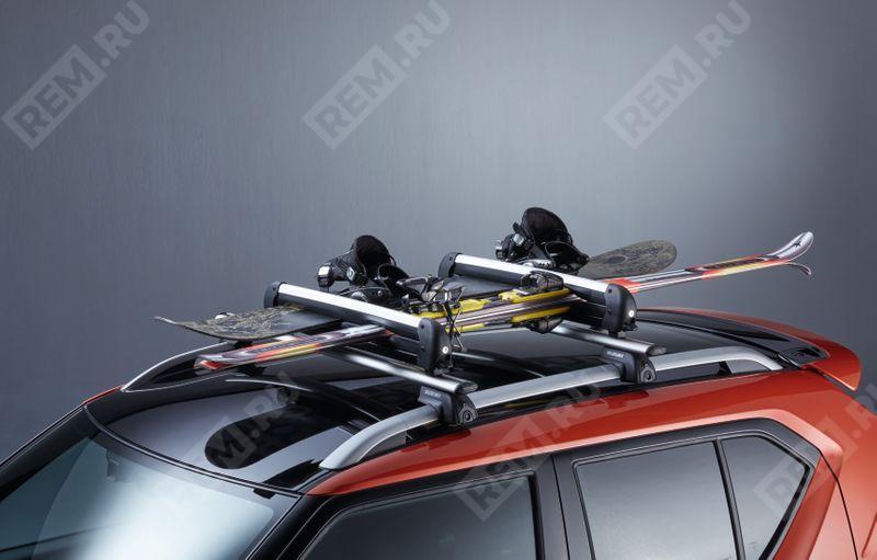 Крепление для 6-и пар лыж или 4-х сноубордов Everest 99000990YT107