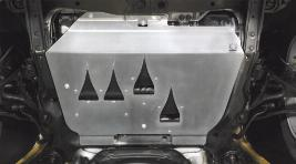 Защита картера алюминиевая 31373040