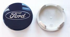 Колпачек литого диска с логотипом Ford, синий 1429118