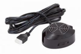 Фото Парктроник Aviline 4 датчика, звуковой, черный, задний (не совместим с кнопкой Aviline) MP-116-F4 B