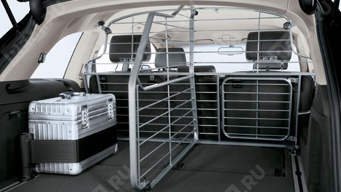 Перегородка багажника продольная 4L0017222A