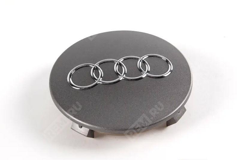 Колпачок литого диска Audi 8T0601170