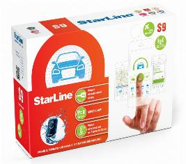 Сигнализация StarLine S9 GSM GPS SL4002494R