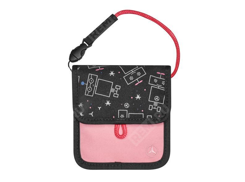 Фото Нагрудная сумка для девочек Mercedes-Benz B66954039
