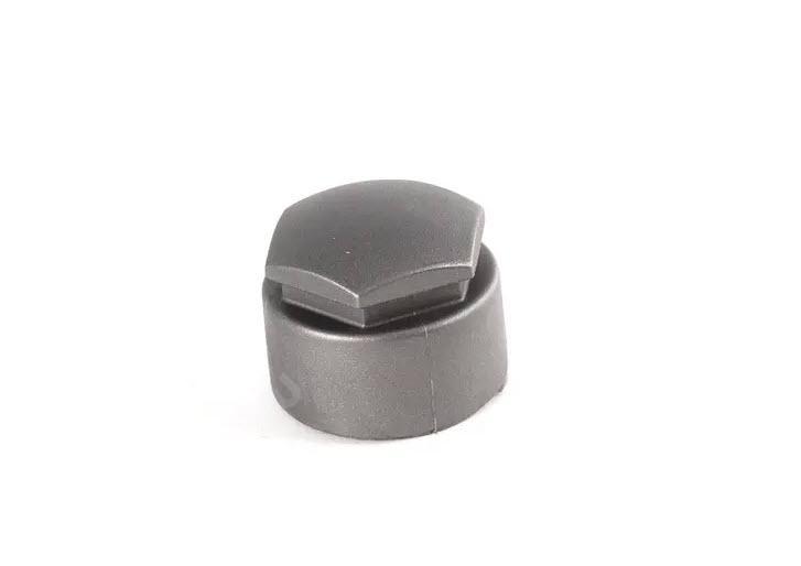 Колпачок на секретку Audi, серый 4F0601173AZ37
