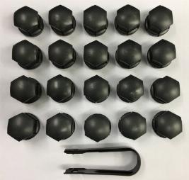Комплект колпаков колесных болтов 31660916