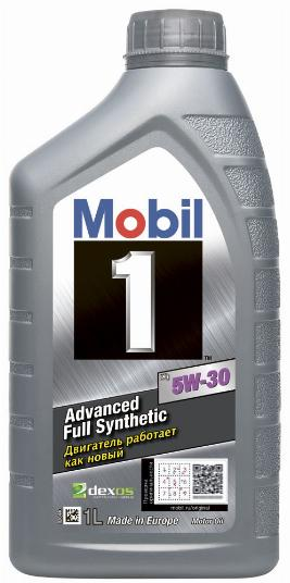 Фото Масло моторное Mobil 1 X1 5W-30, 1Л 152722