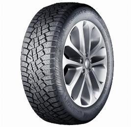 Фото Автошина, XL, зимняя, шипованная, Continental IceContact 2 KD, 225/60R18 104T 0347049