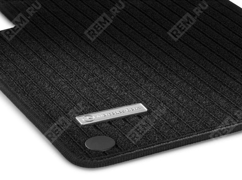 Комплект текстильных ковров в салон Mercedes-Benz B66360243