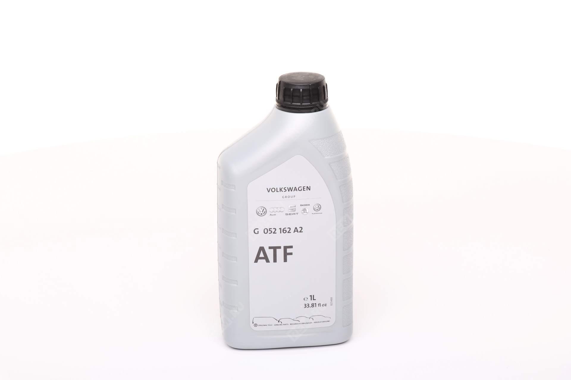 Масло трансмиссионное VAG ATF, 1Л G052162A2