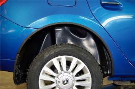 Комплект накладок на колесные арки 7711547229