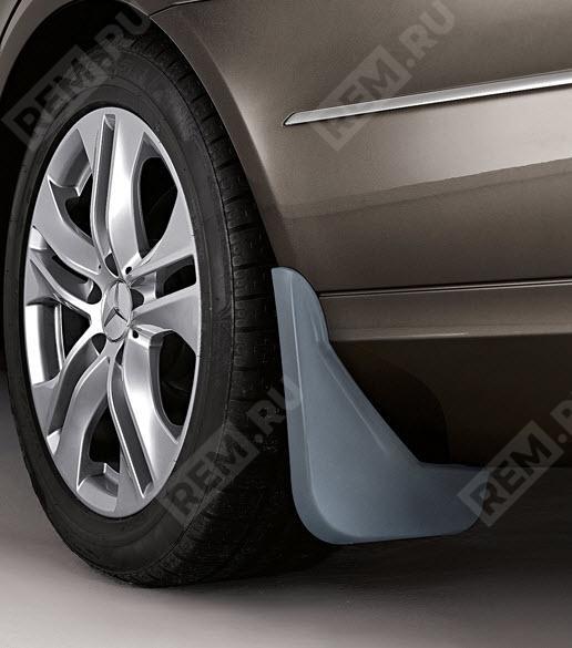 Брызговики задние Mercedes-Benz, грунтованные A2128900178