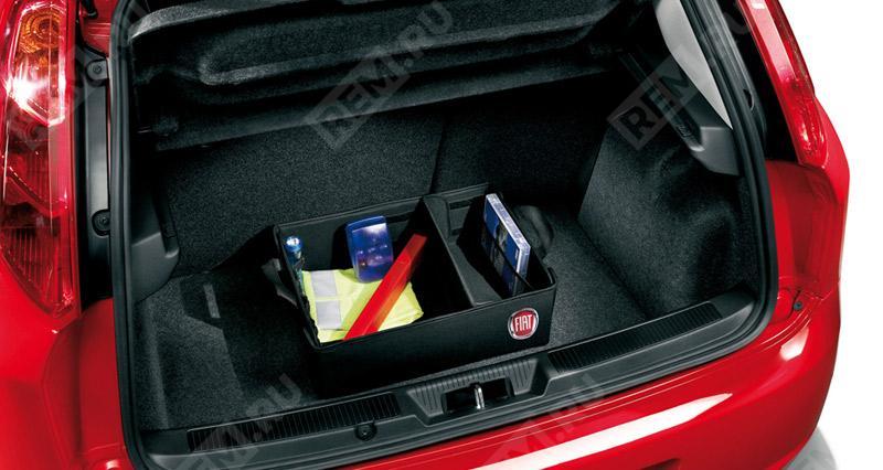 Органайзер в багажник, черный 71804387
