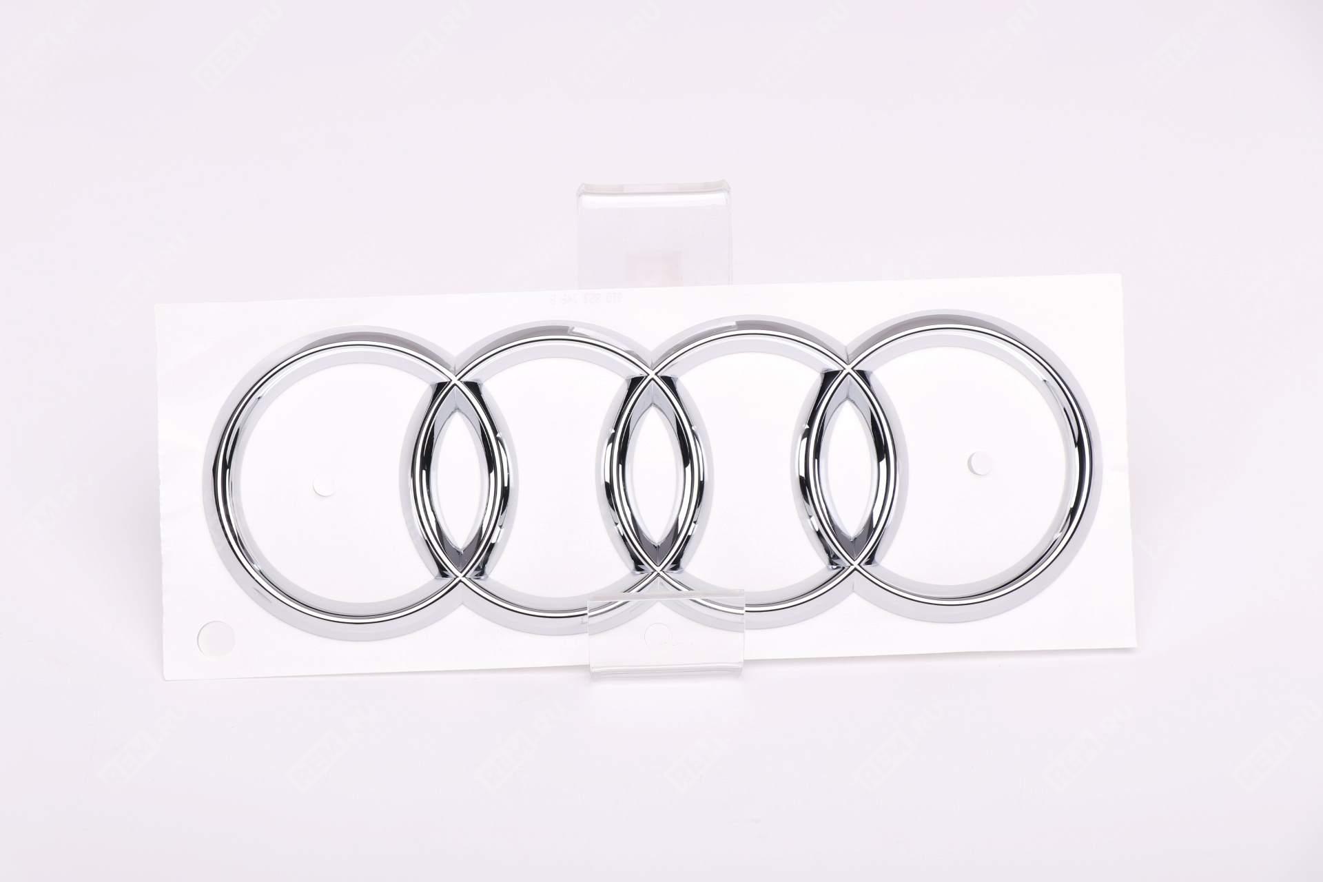 """Эмблема задняя """"Кольца Audi"""" 8T0853742B2ZZ"""