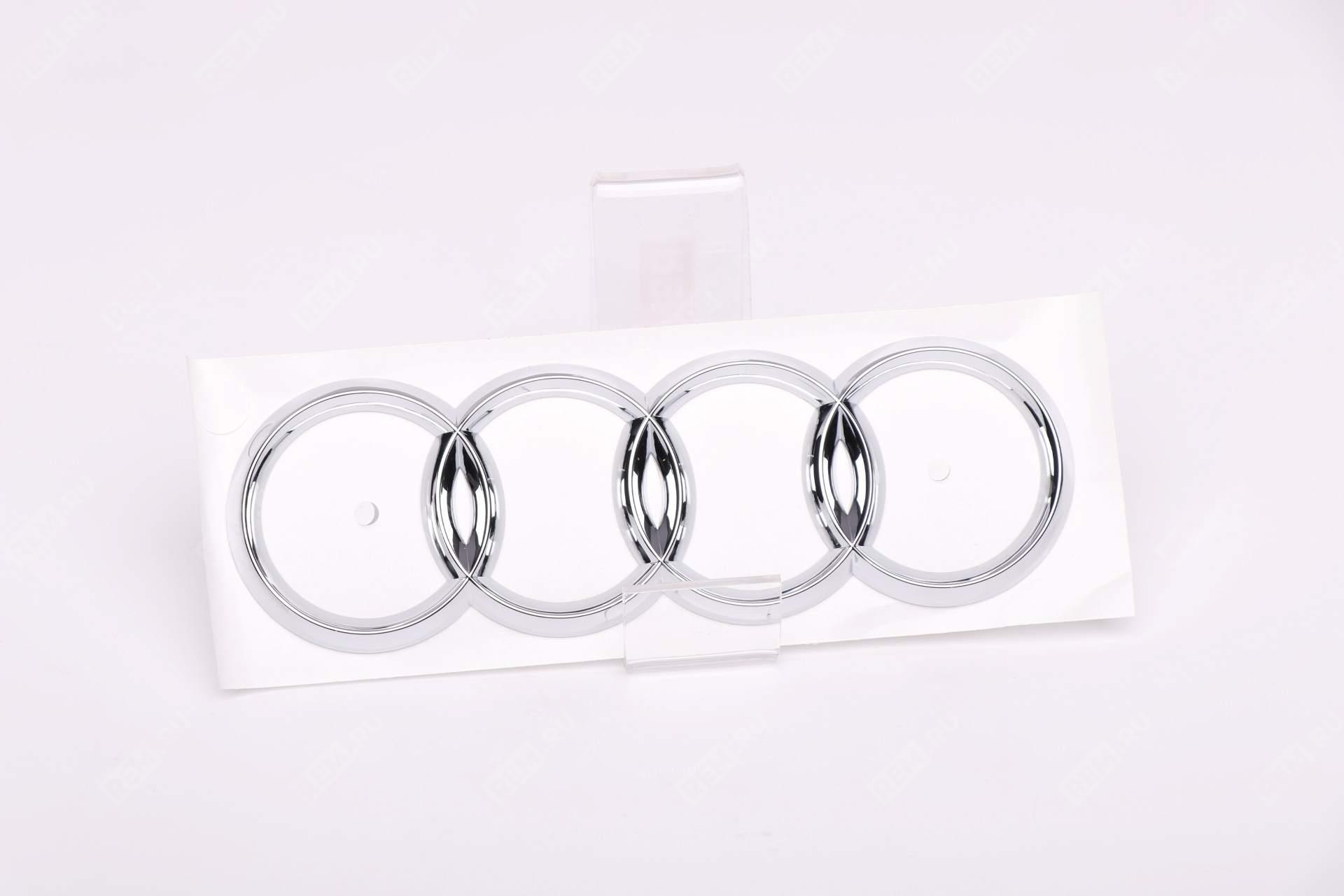 """Фото Эмблема Audi """"кольца"""" 8E98537422ZZ"""