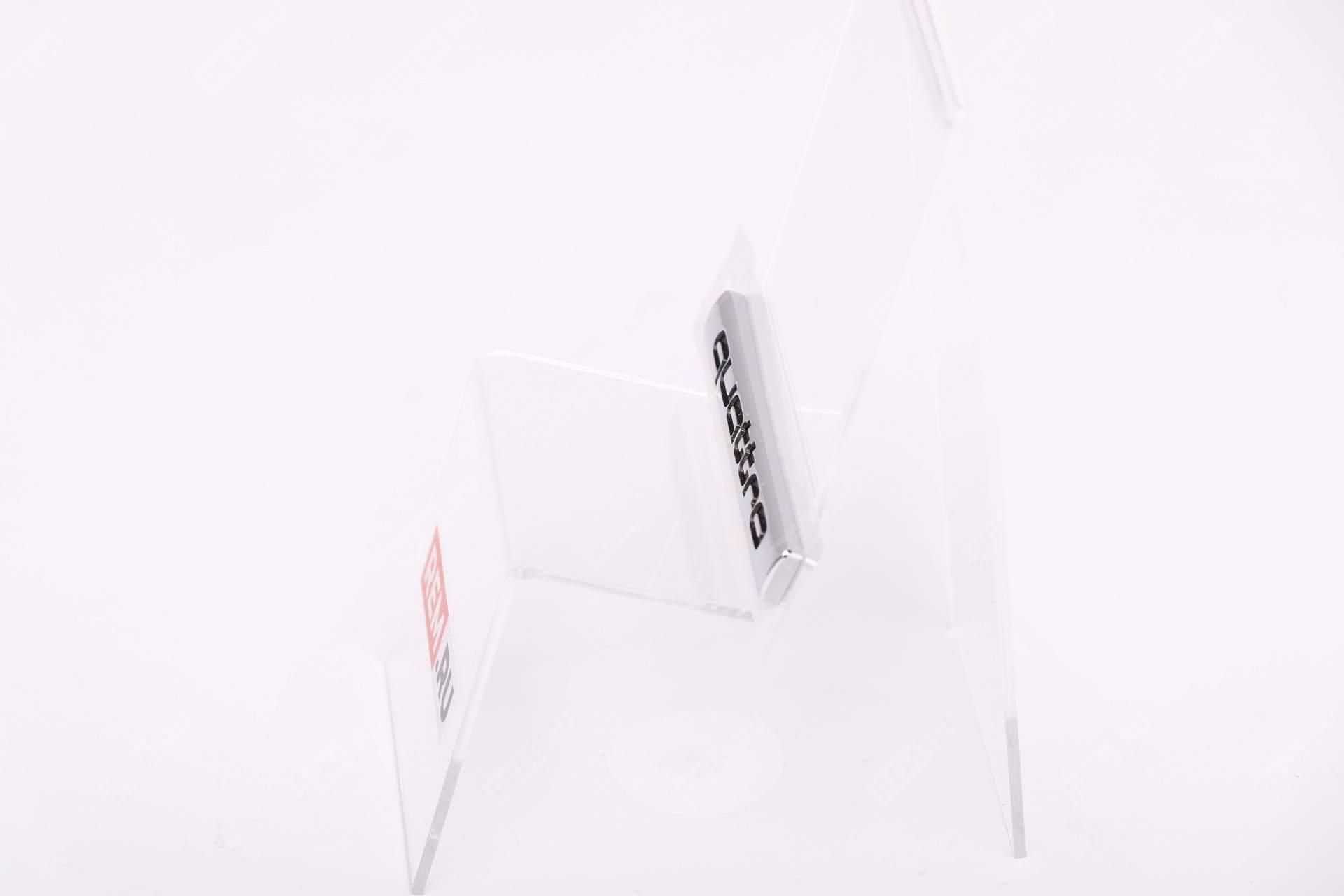 """Эмблема Audi """"quattro"""" 4B0853737D2ZZ"""