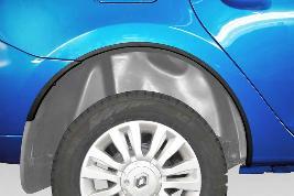 Накладки на колесные арки, передние и задние 7711547634