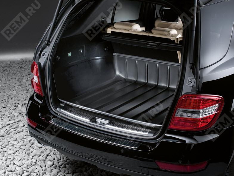 Поддон для багажного отделения Mercedes B66648309