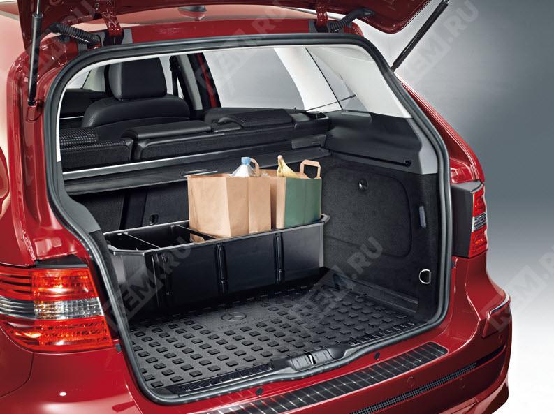 Поддон для багажного отделения плоский Mercedes B66680027