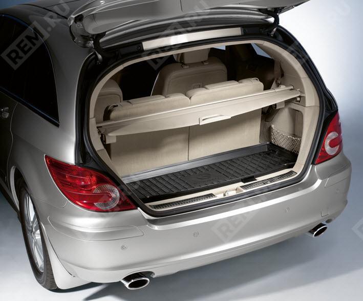 Поддон для багажного отделения плоский Mercedes B66680038