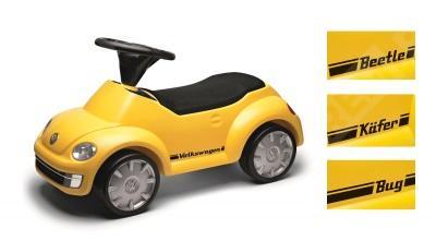 Фото Набор наклеек для детского автомобиля «Маленький Жук» 000087810041