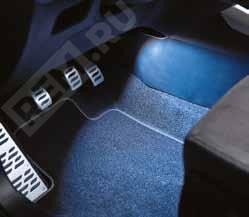 Фото Подсветка зоны ног водителя и переднего пассажира, синяя 9900099080C17