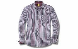 Фото Клетчатая рубашка Beetle, размер XL 5C0084270EWU8